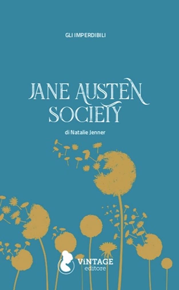 Jane Austen Society Book Cover