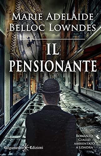 Il pensionante Book Cover