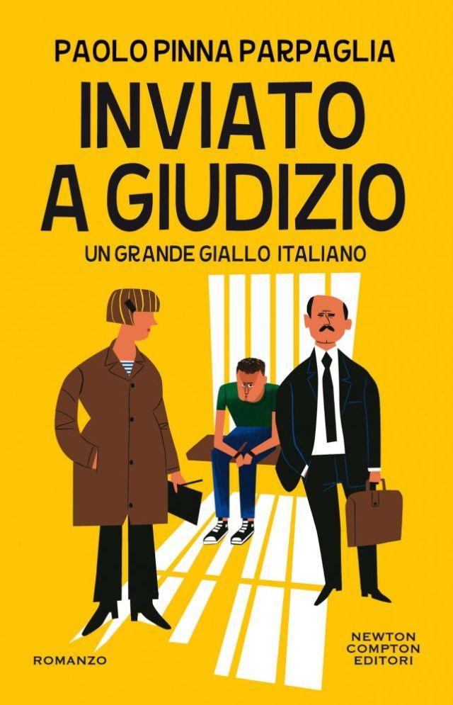 Inviato a giudizio Book Cover