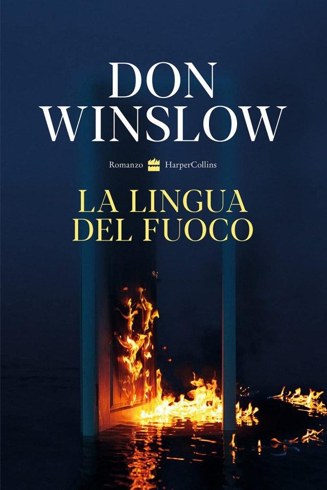 La lingua del fuoco Book Cover