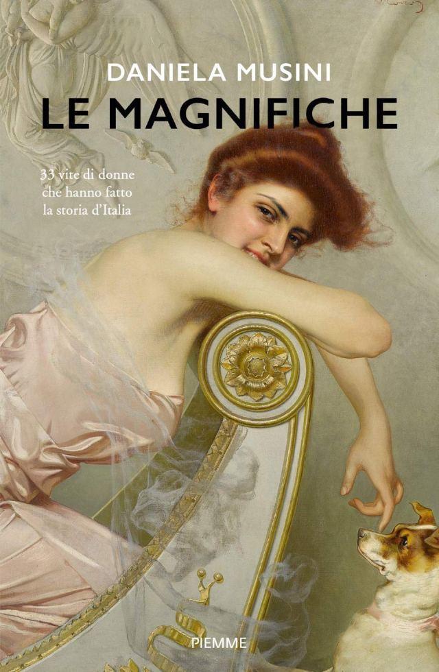 Le magnifiche Book Cover