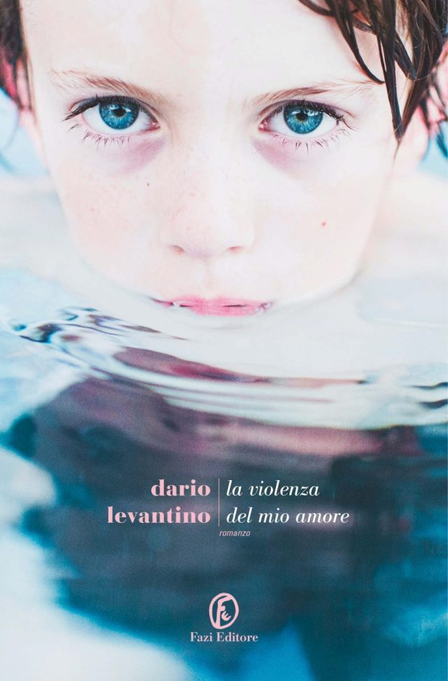 La violenza del mio amore Book Cover