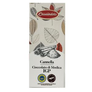 Cioccolato di Modica Cannella_Casalindolci