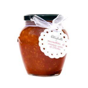 Marmellata di Arancia Rossa di Sicilia - Etnafrutti