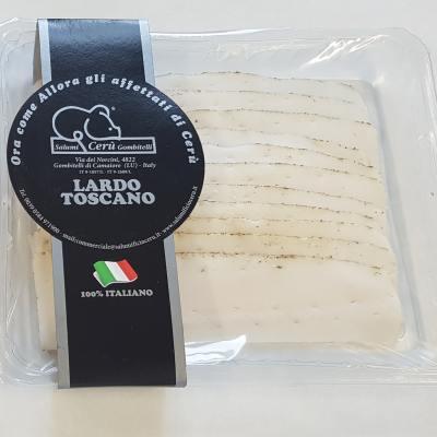 Vaschetta di Lardo Toscano di Cerù