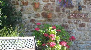 """Zugang zu Ferienhaus """"Le Pressoir"""" in Juni"""