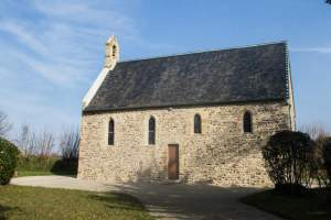 Die Kapelle Notre Dame de Consolation Vesly
