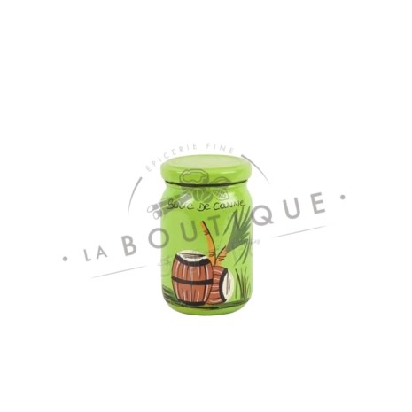 petit pot sucre vert