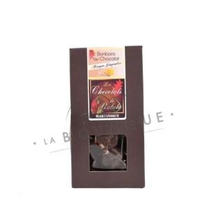 chocolat mangue gingembre
