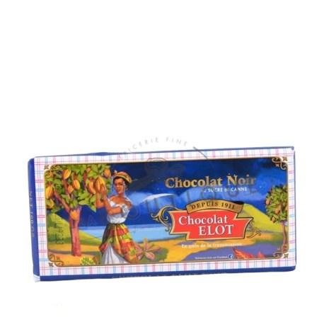 chocolat noir elot