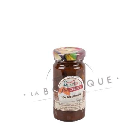 chutney giraumon