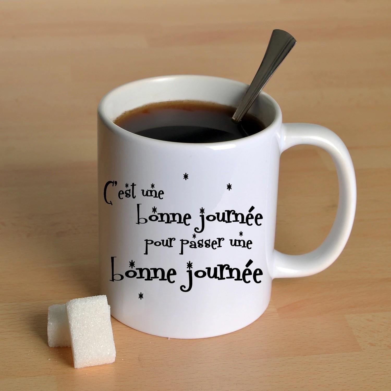 Mug Pour Passer Une Bonne Journe Offrir En Cadeau