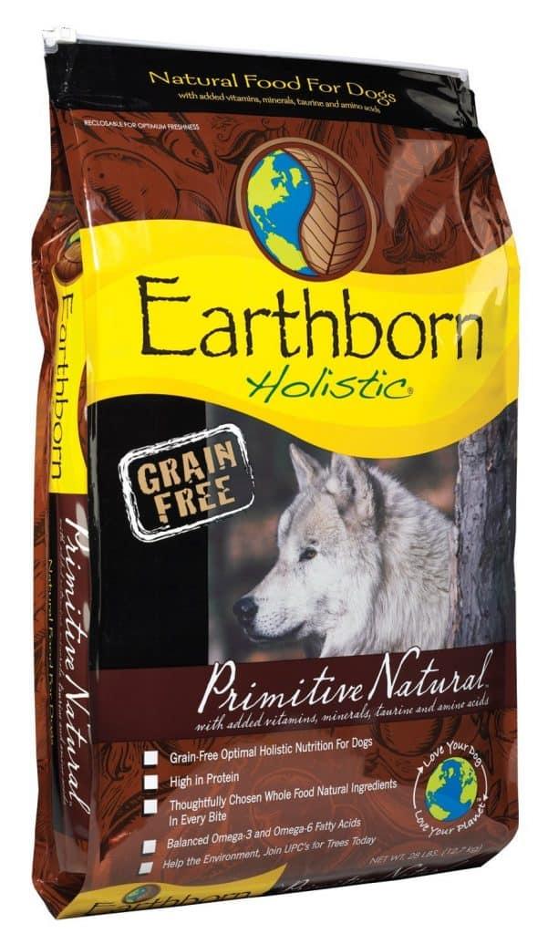 Primitive Natural Dog Food