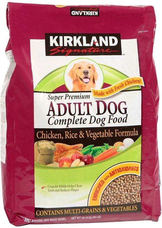 Kirkland Beef Sweet Potato Dog Food Reviews