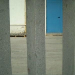 Balaustre Arucas filos matados 70x12x12/und