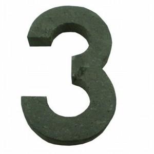 Número 3 suelto