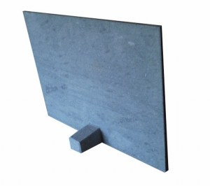 Placa en piedra 25x20