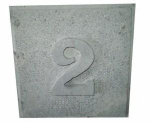 Número labrado