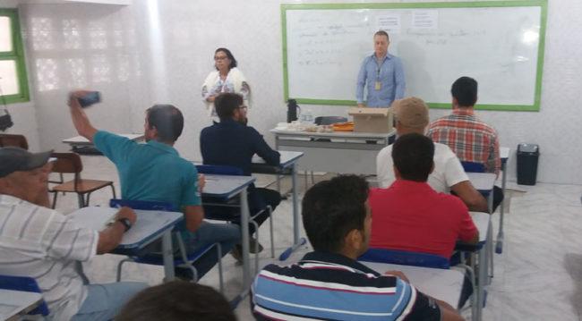 Anatel realiza mais uma Bancada em Coité.