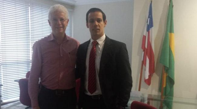 Presidente da Labre convida diretores da Anatel para o ECORÁDIO