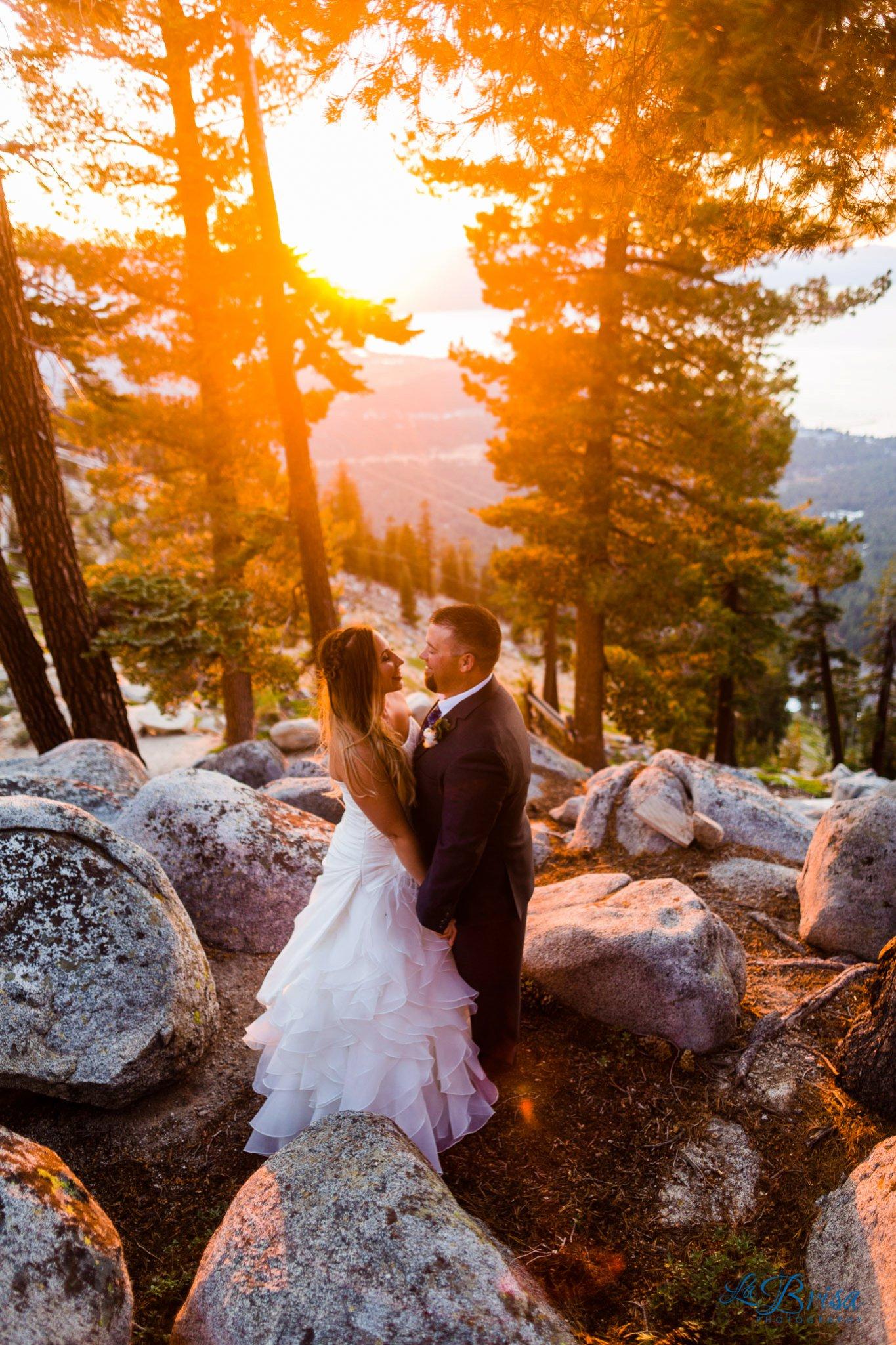 Heavenly Lake Tahoe Wedding Tucson Wedding Photography
