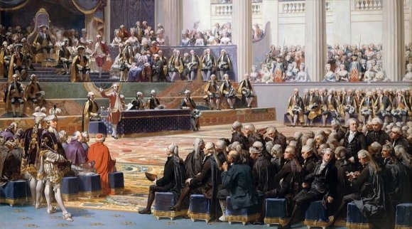 Inauguration of the States General, May 5, 1789