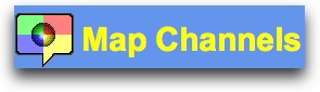 Map Channels Home Page - Embed Custom Google Maps Into Your Website Or Blog