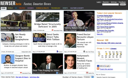Newser - Faster, Smarter News
