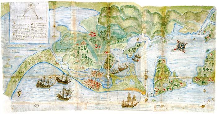Piratas Archivo Indias