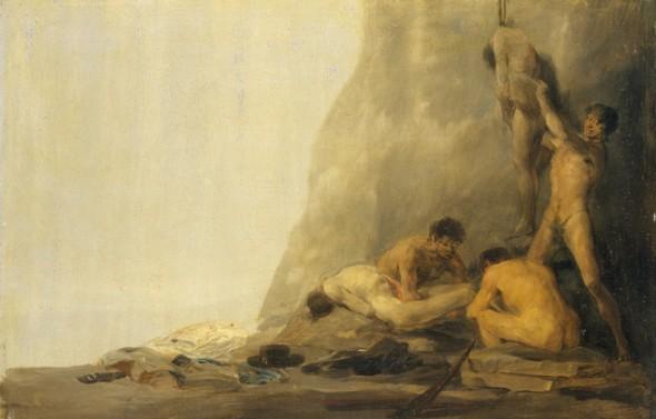 Crimen y castigo Museo Orsay