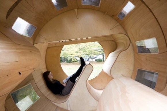 Roll-It: soluciones habitacionales a la alemana