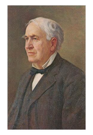 Google homenajeó Edison hombre mil patentes