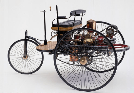 Automóvil moderno cumple 125 años