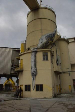Concienciación ecológica a través del graffiti