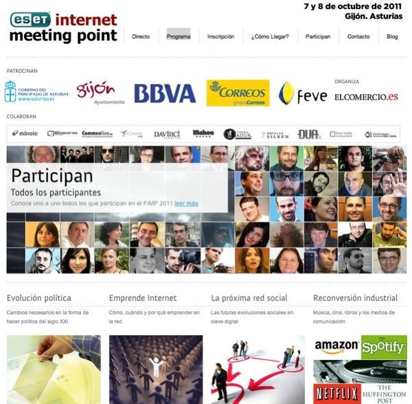 ESET Foro Internet Meeting Point