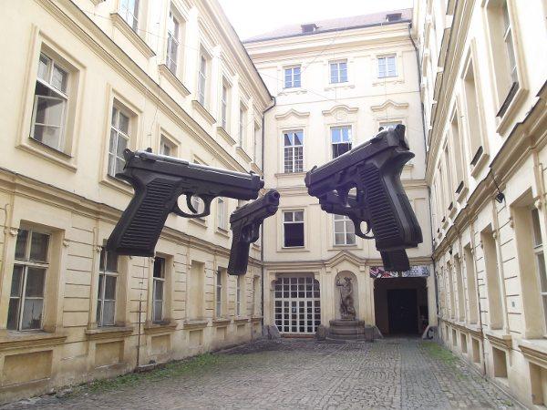 Cultura ocio calles Praga
