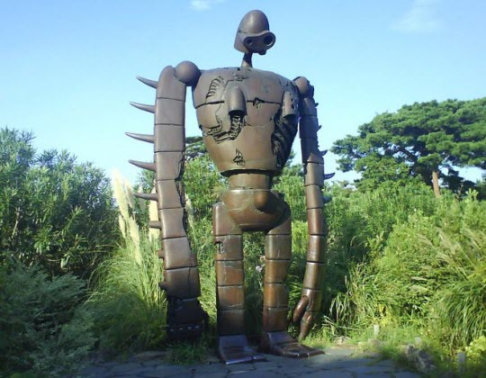 Museo Ghibli Hayao Miyazaki
