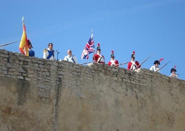Dos siglos resistencia Napoleón Tarifa