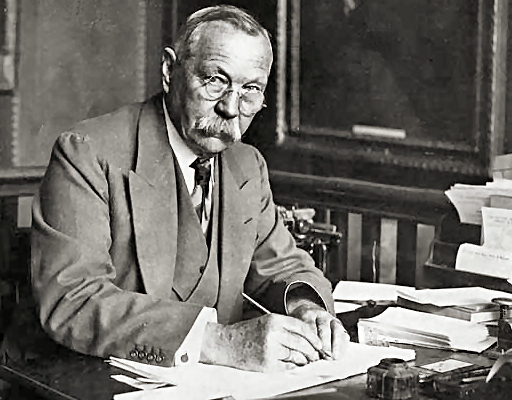 Arthur Conan Doyle detectives dinosaurios espíritus