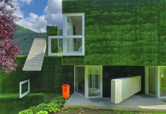 Escher house 2