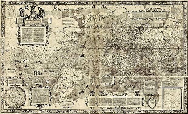 Quinto centenario Mercator