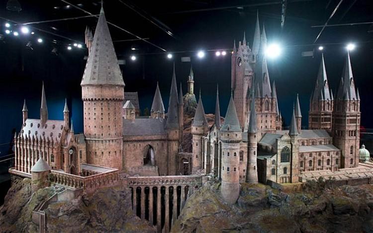 Parque tematico Harry Potter