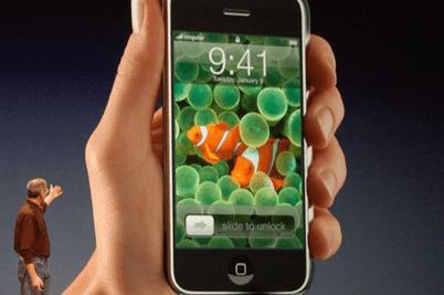 Señoras y señores: el Apple iPhone