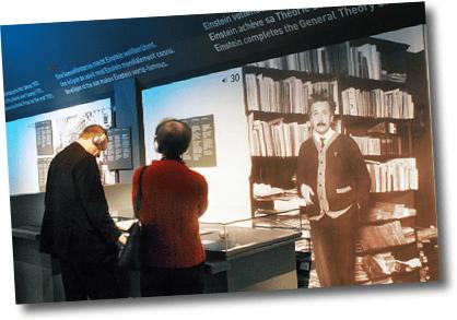 El Museo Einstein de Berna se inaugura hoy