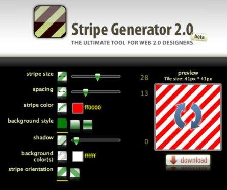 Stripe Generator 2.0