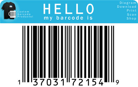 Barcode Yourself: ponte un código de barras