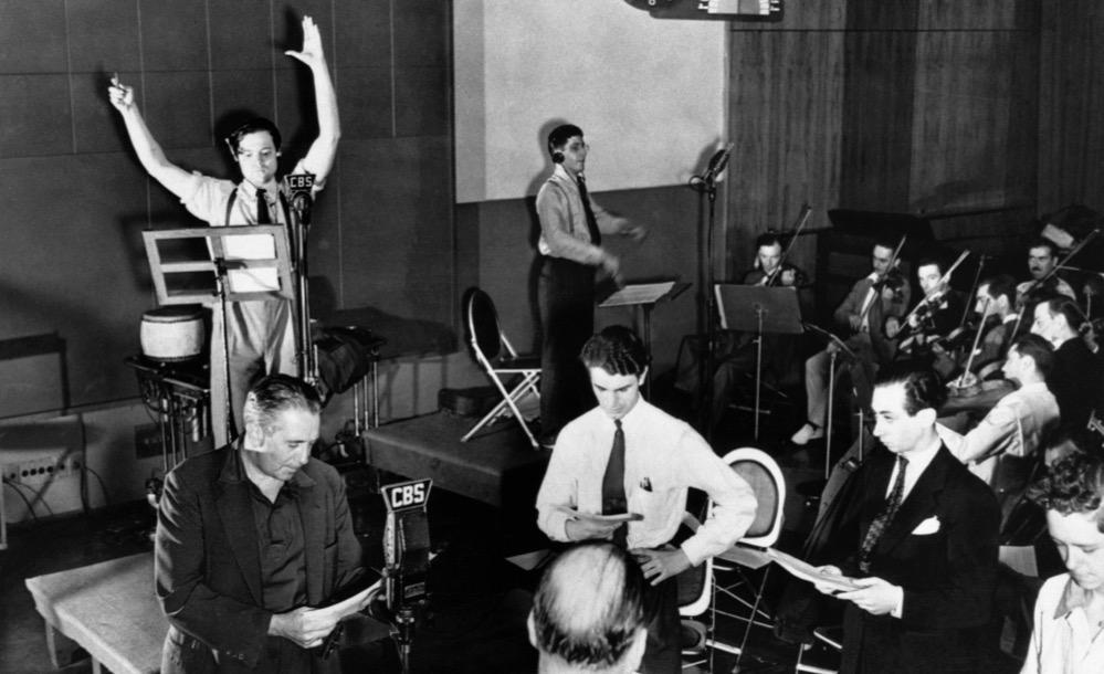 Audiolibro: La Guerra de los Mundos (narrado por Orson Welles)