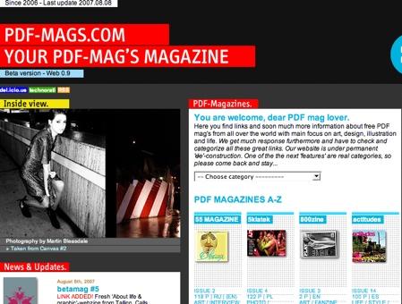 Pdf-Mags.Com - Your Pdf Mag's Magazine - Mozilla Firefox (Build 2007072517)