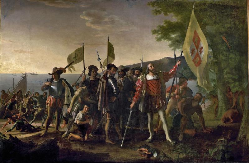 Nativos europeos vs. nativos americanos