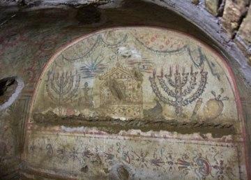 Las catacumbas judías de Roma 1